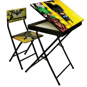 میز تحریر آریا طرح دار باکس دار طرح بتمن