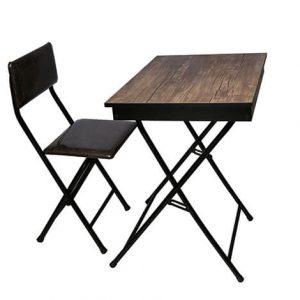 میز تحریر آریا ملامینه باکس دار